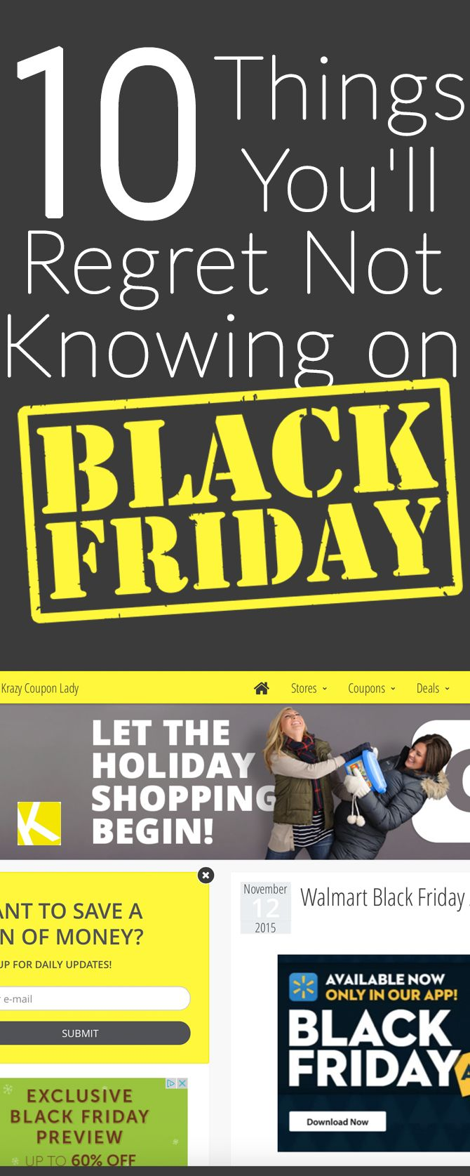 Looks - Friday Shoppingblack cyber monday promotions video