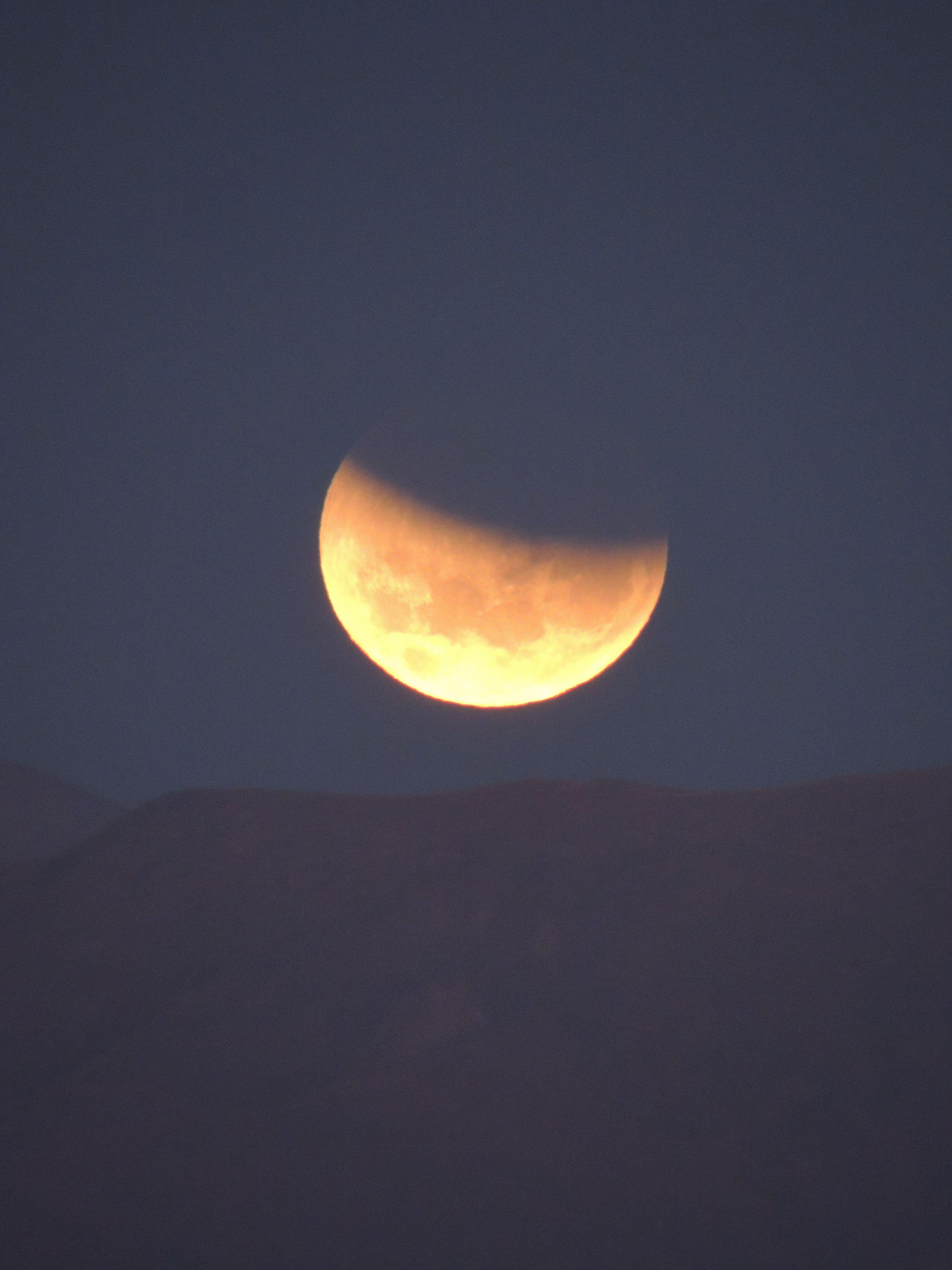 eclipsada en Octubre de 2014