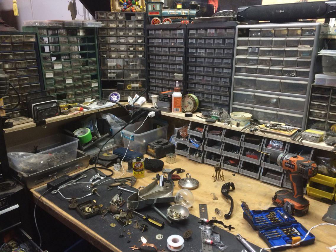 Steampunk Xmas 2015 Build