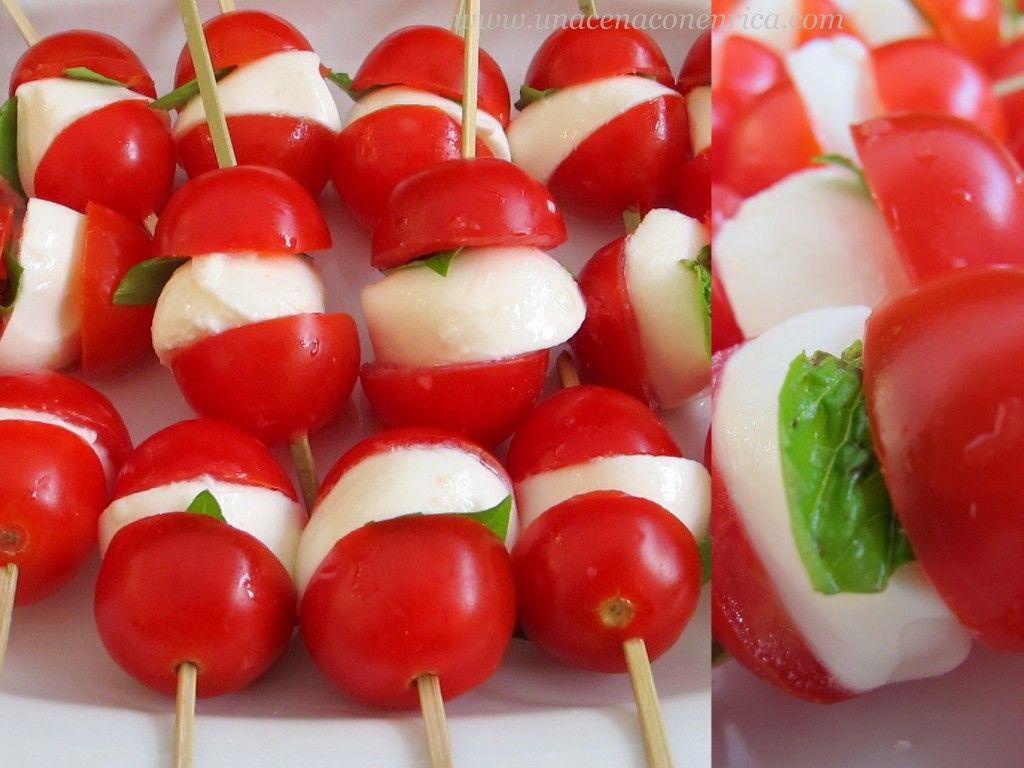 Una Cena Con Enrica Imparando A Cucinare Con Passione Food Reception Food Finger Foods