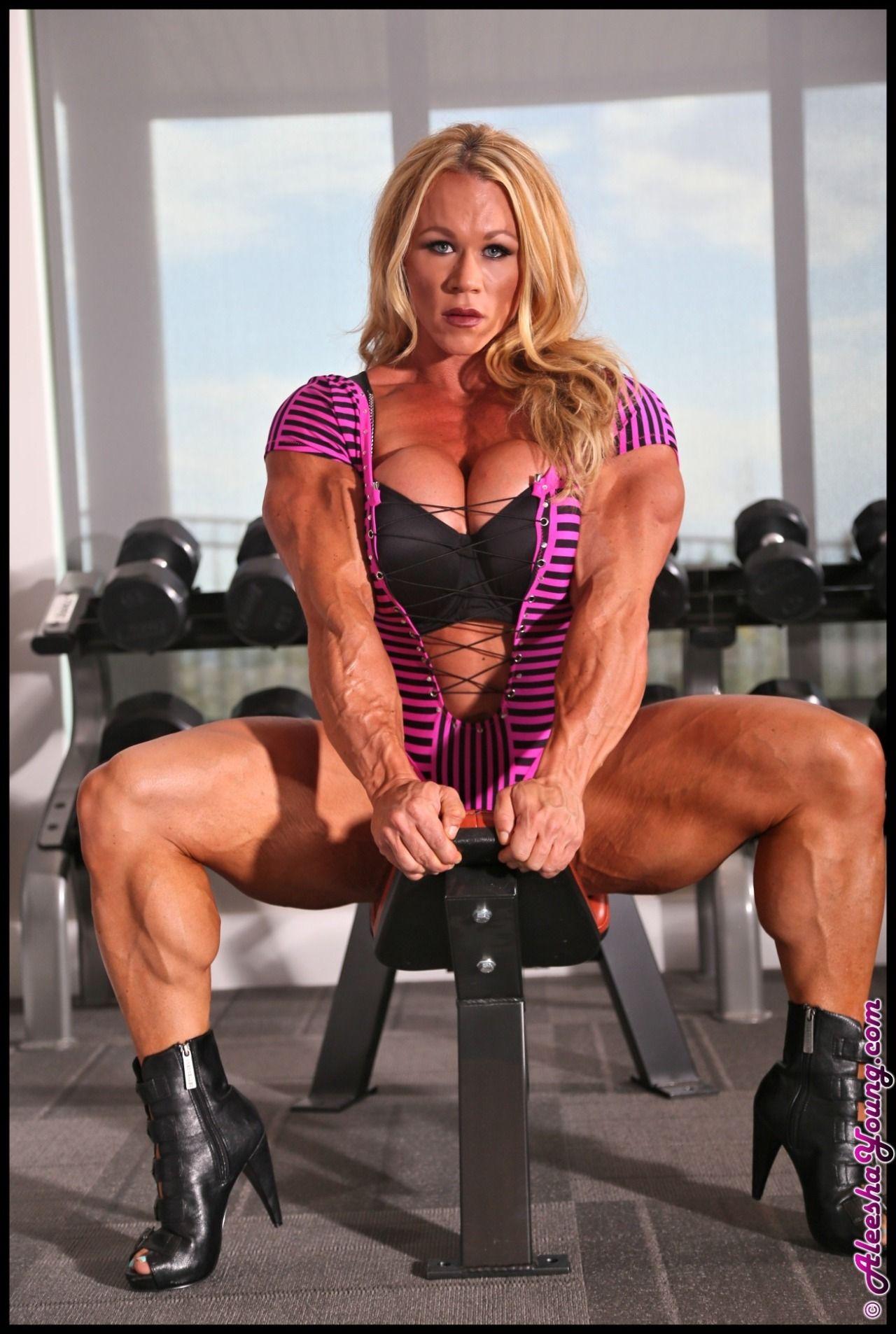 bbw muscle