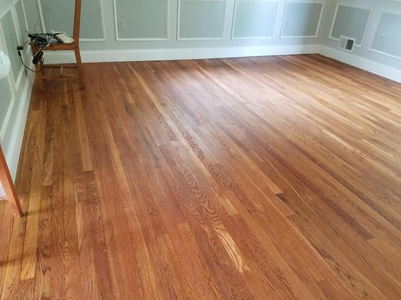 After Stained Golden Pecan In 2020 Staining Wood Pecan Wood Minwax Stain