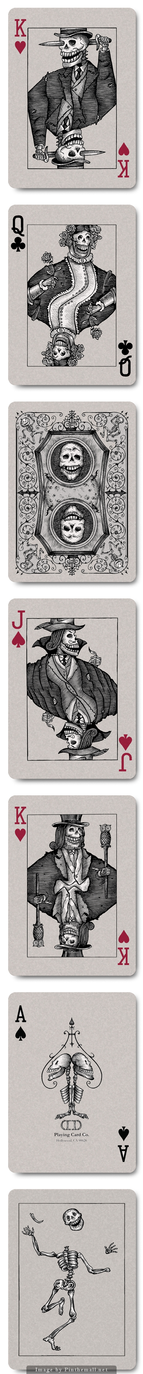 October Playing Card Characters created by Steven Noble Cartooning, Character Design, Illustration