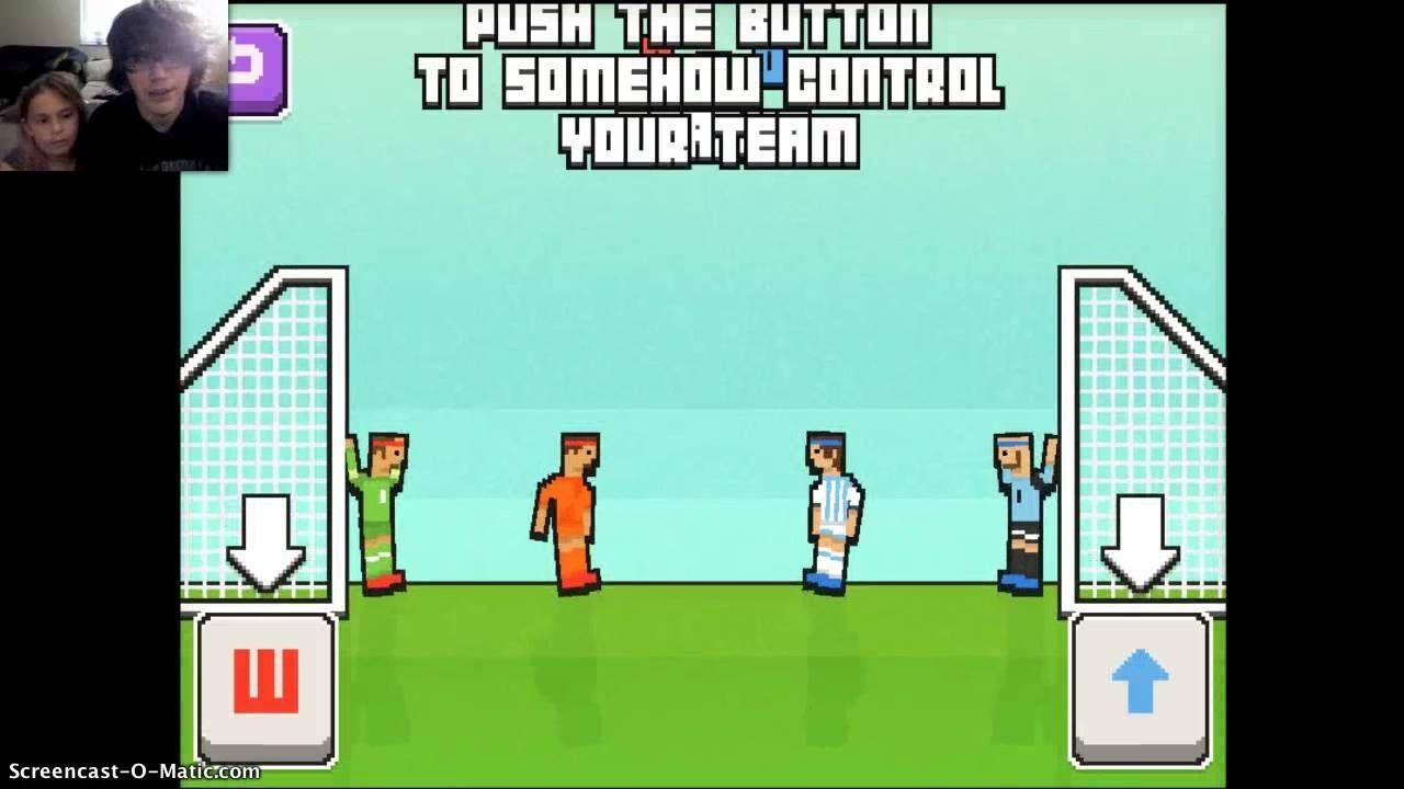 Soccer Physics #2: TRICK SHOT