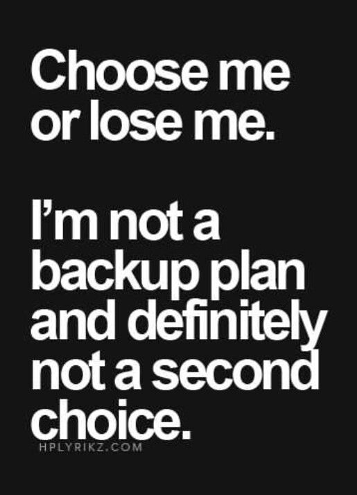 Dont Play Me Quotes : quotes, Don't, Second, Fiddle., Choices, Quotes,, Myself, Quotes