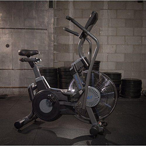 Airtek Upright Exercise Air Bike Exercise Bike Reviews And Ratings No Equipment Workout Bike Biking Workout