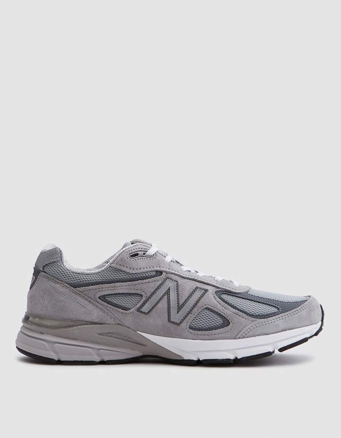 on sale a9572 14f10 New Balance 990v4 in Cool Grey in 2019 | Sneakin' | Sneakers ...