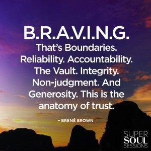 Brene Brown Quote about Qualities of Truth | brene brown ...