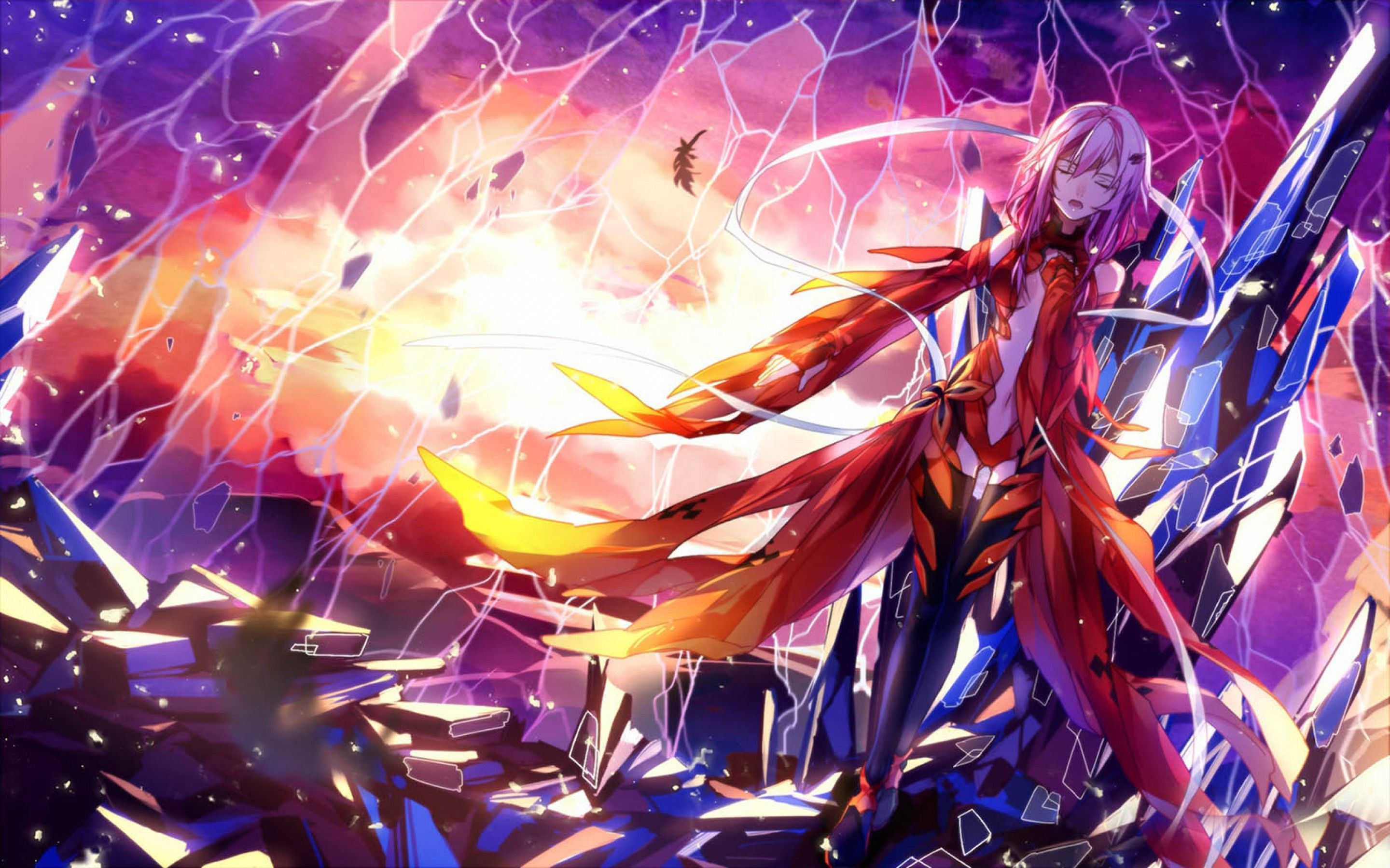 Internet Destroying Wallpaper Dump 12 000 Images Guilty Crown Wallpapers Anime Awesome Anime