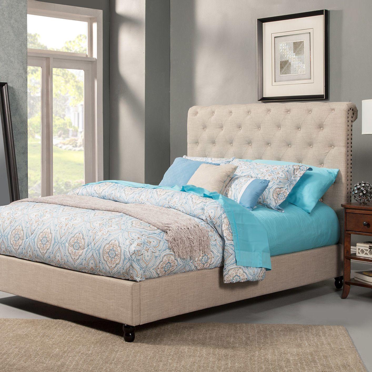 Earlston Upholstered Standard Bed Upholstered platform