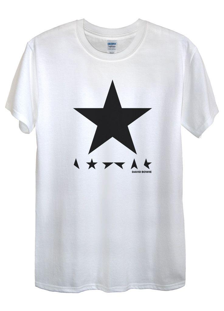 424debf5637025 Blackstar David Bowie T-Shirts - Idea Is Good - 1 | t - shirts in 2019