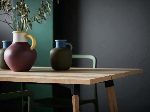 Ikea \ Hay Die neue  - designer mobel kollektion