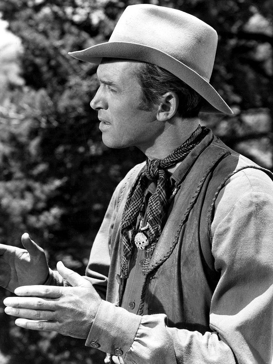 "Flecha rota (1950) ""Broken Arrow"" -James Stewart,"