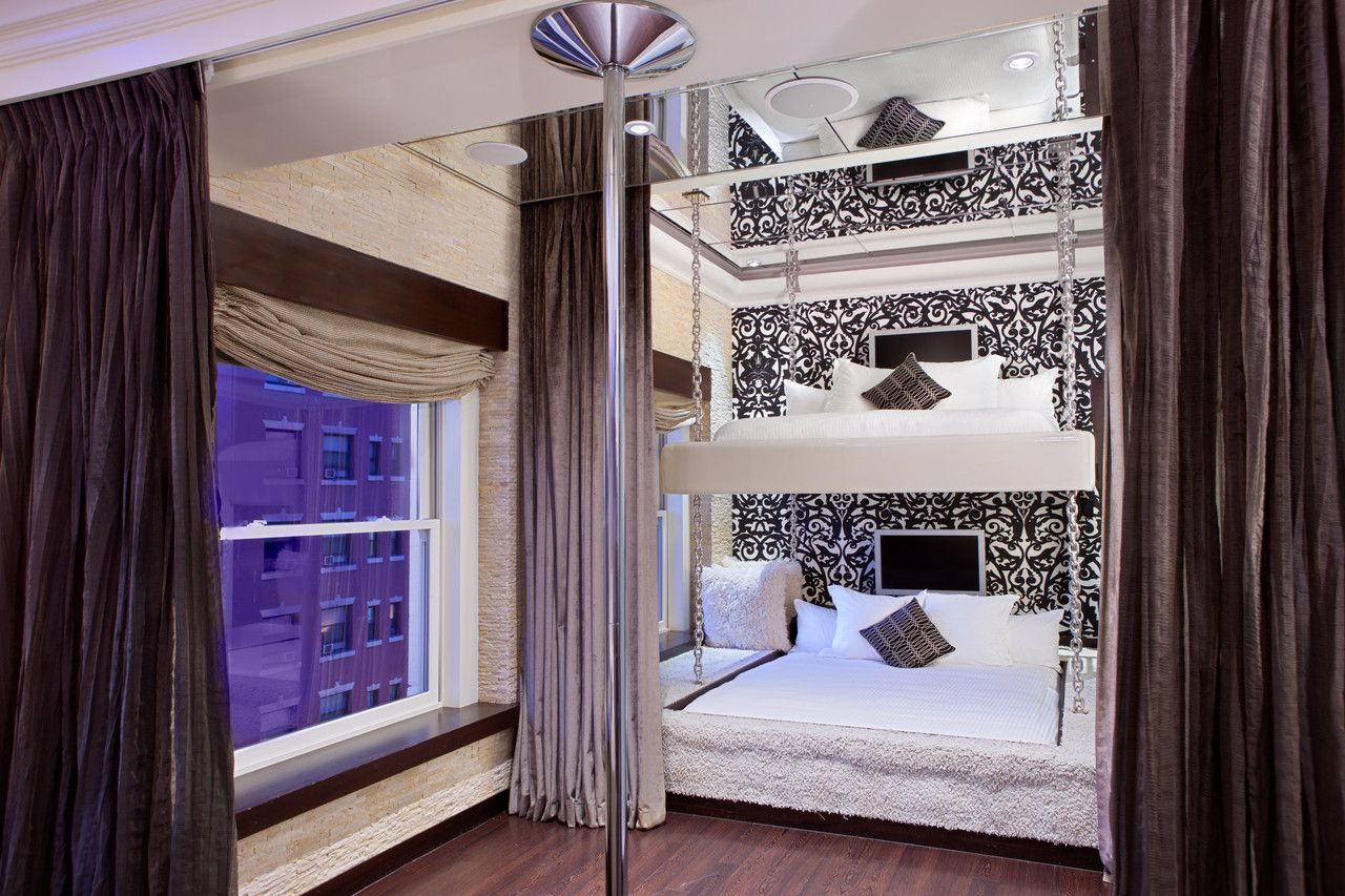 There S A Bunk Bed In Your Luxury Hotel King Size Bunk