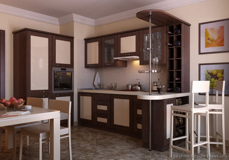 1000+ images about two-tone kitchens on pinterest | modern kitchen