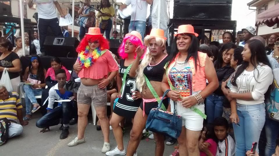 Festival maripao Popayán 2017