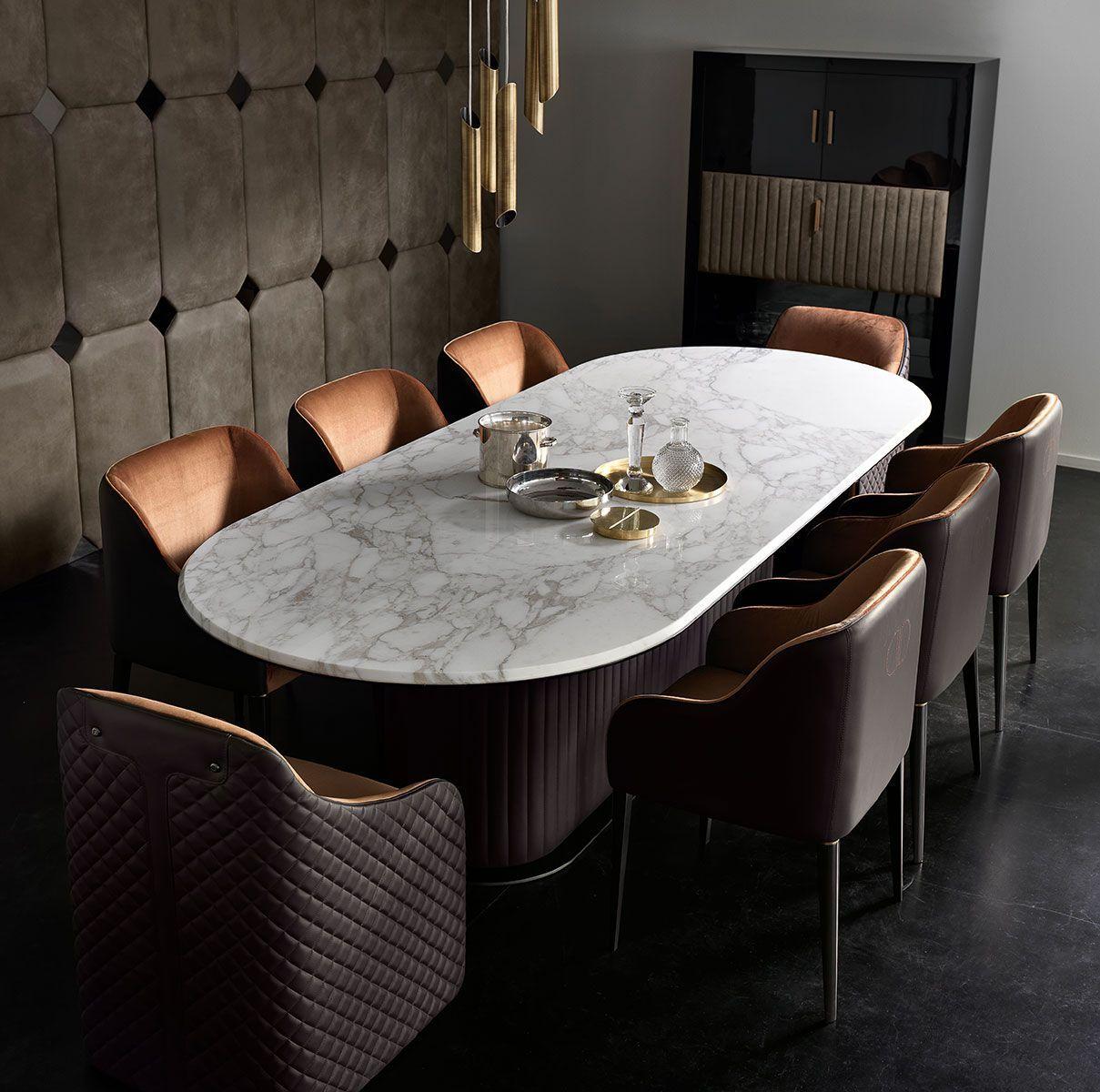 Enhance Your Senses With Luxury Home Decor Luxury Dining Room