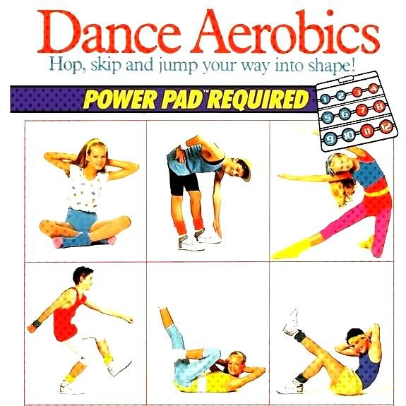 Get fit for the new year with Dance Aerobics for the entertainment system. Forget the you just need