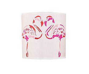 zijden lampenkap fuchsia, diameter 30 cm   interior trend, Hause ideen