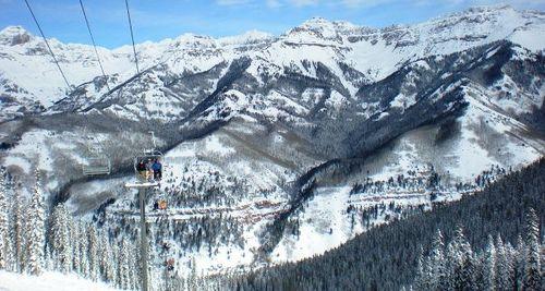My new favorite ski resort, Telluride!