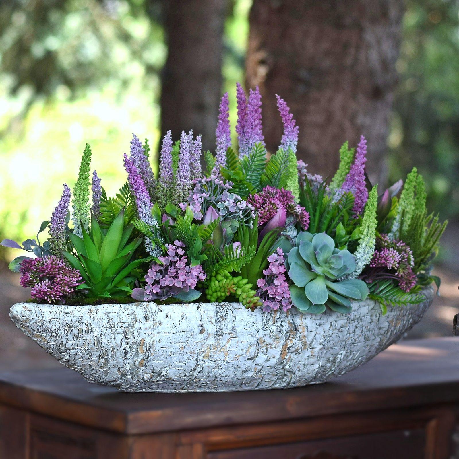 Wrzosy W Donicach Plants Florist Creative