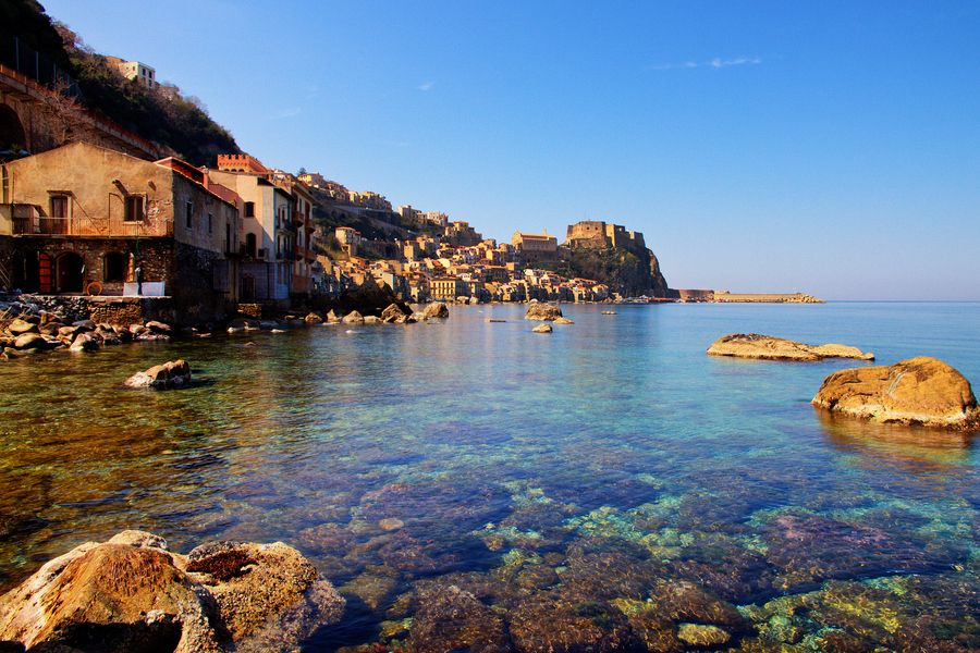 Scilla, Strait of Messina, Italy | Places to go