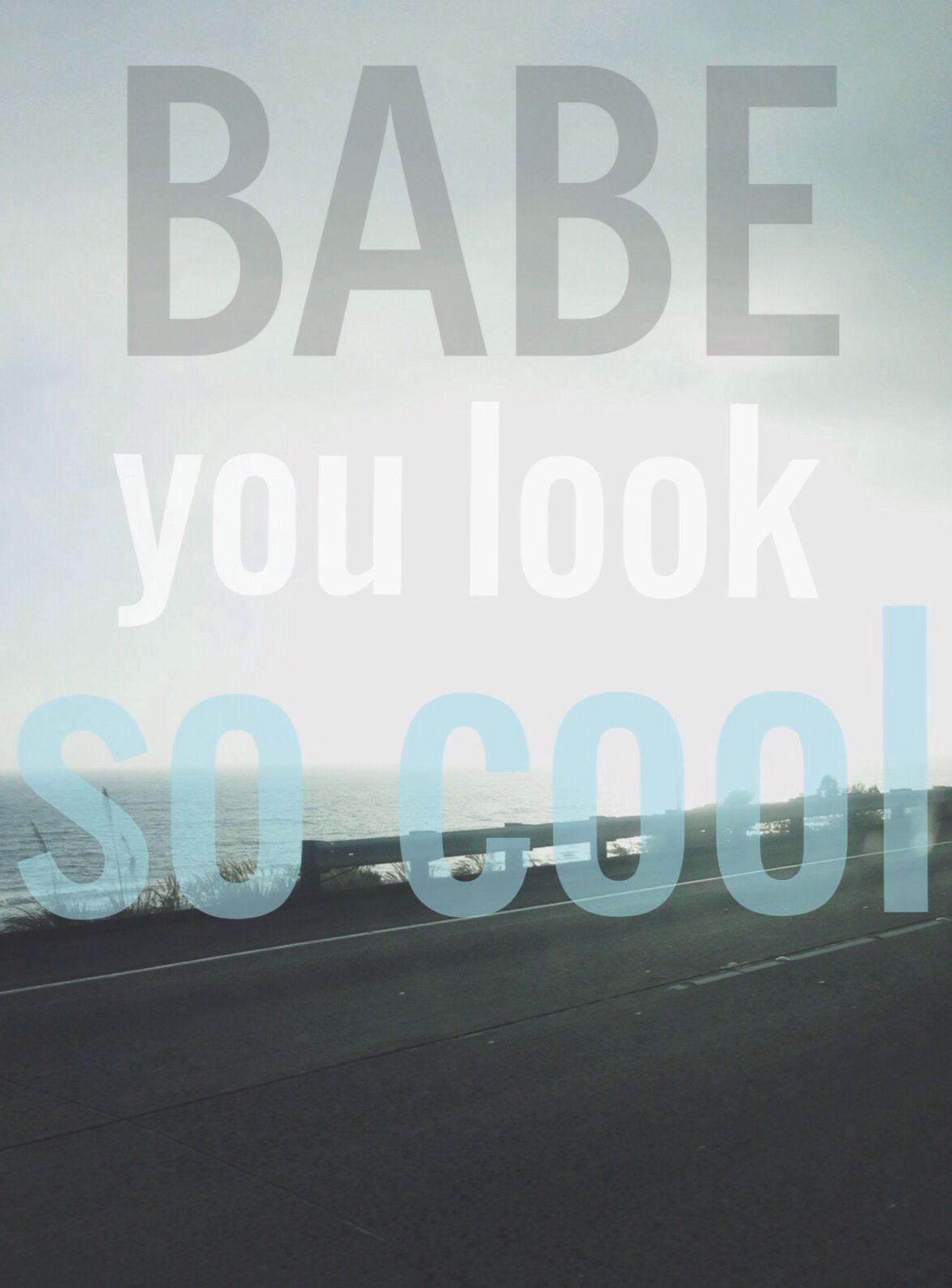 babe you look so cool Robbers- the 1975 | {MyBands} in ...