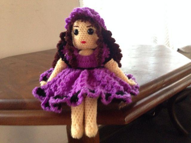 Ravelry Crochet Bleuette Pattern By Beth Ann Webber Puppen