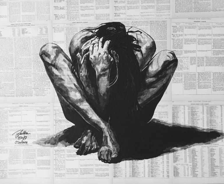 No More Drawing   Dark art drawings