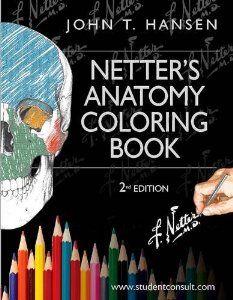 Netters Anatomy Coloring Book 2e