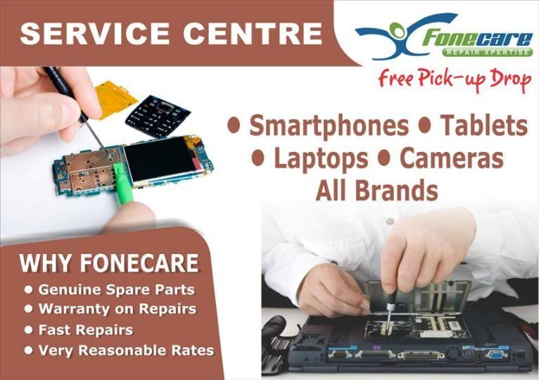 For mobile phone repairing dial 022 4345 33 19