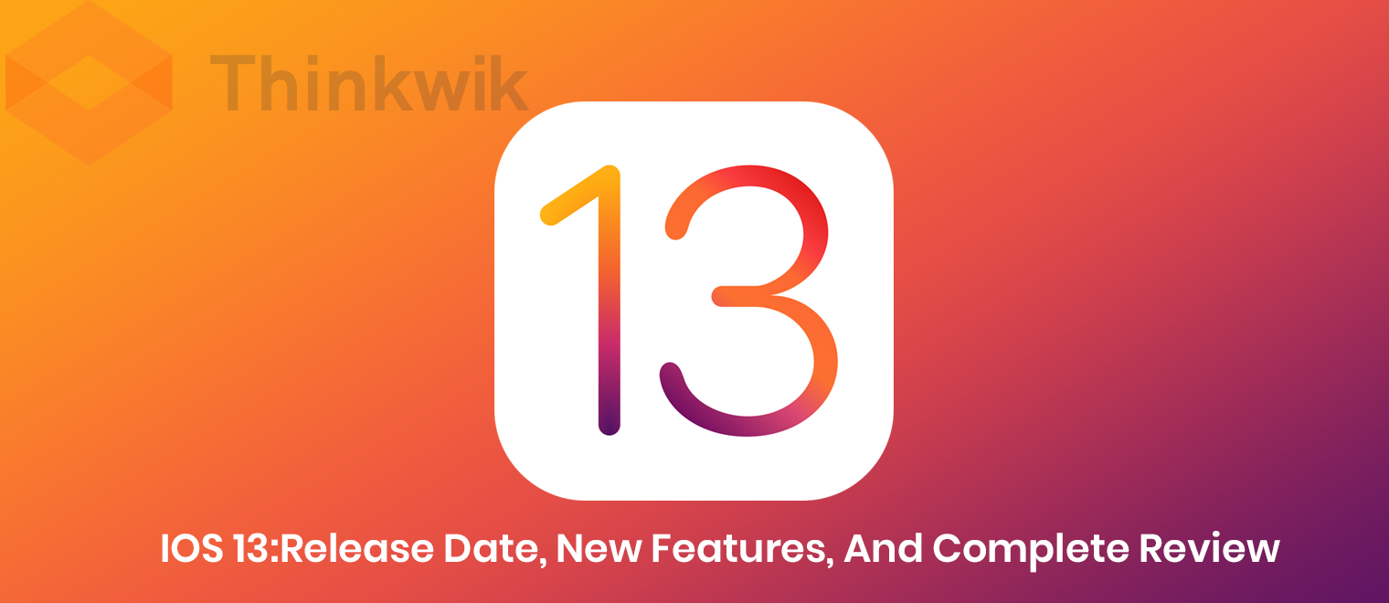 Apple has released the new iOS 13 update that packs new