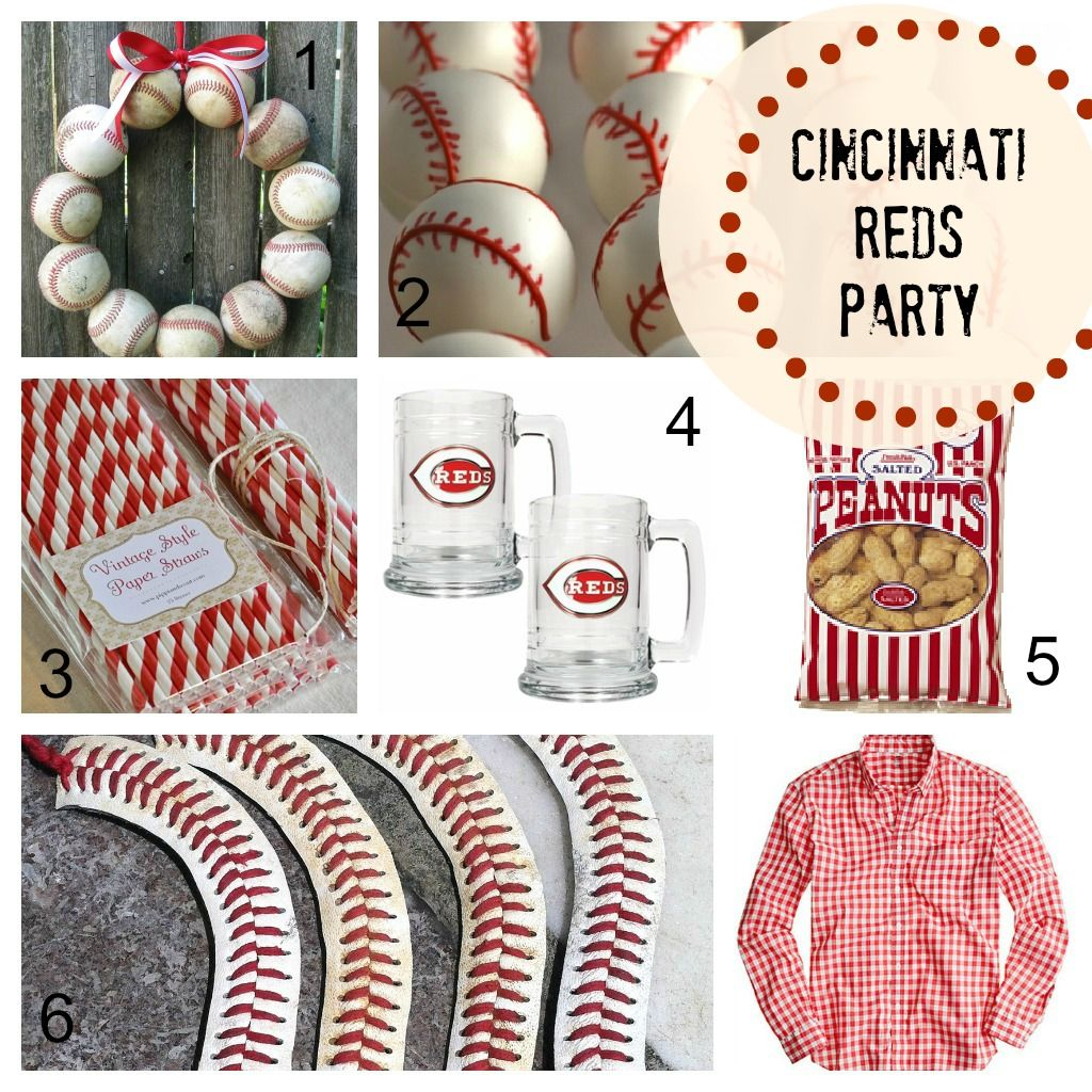 WS Party Ideas!! (for A Different Team Of Course...) Via