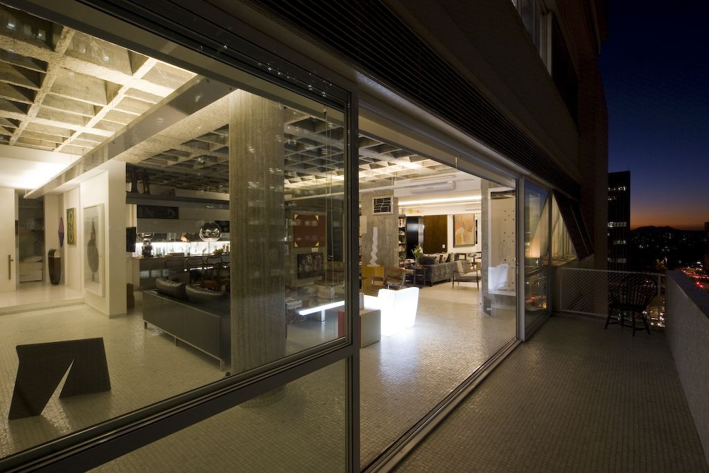 Galeria de Residência na Avenida Paulista / Piratininga Arquitetos Associados - 6