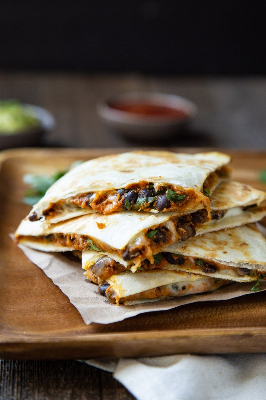 Pumpkin Quesadillas {A Savory Pumpkin Recipe for a
