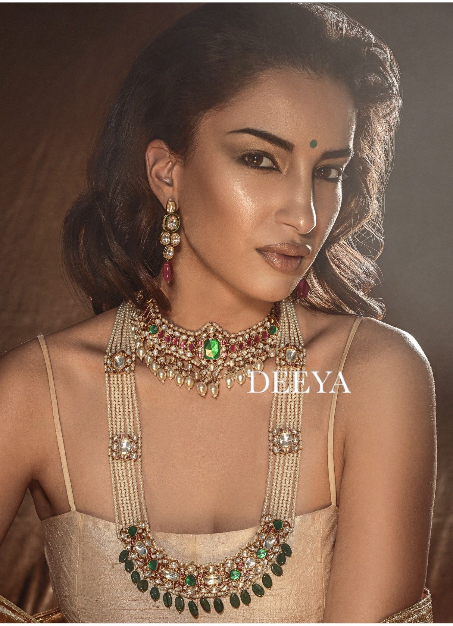 Gold Dust Collection 2016/2017 by Deeya Jewellery
