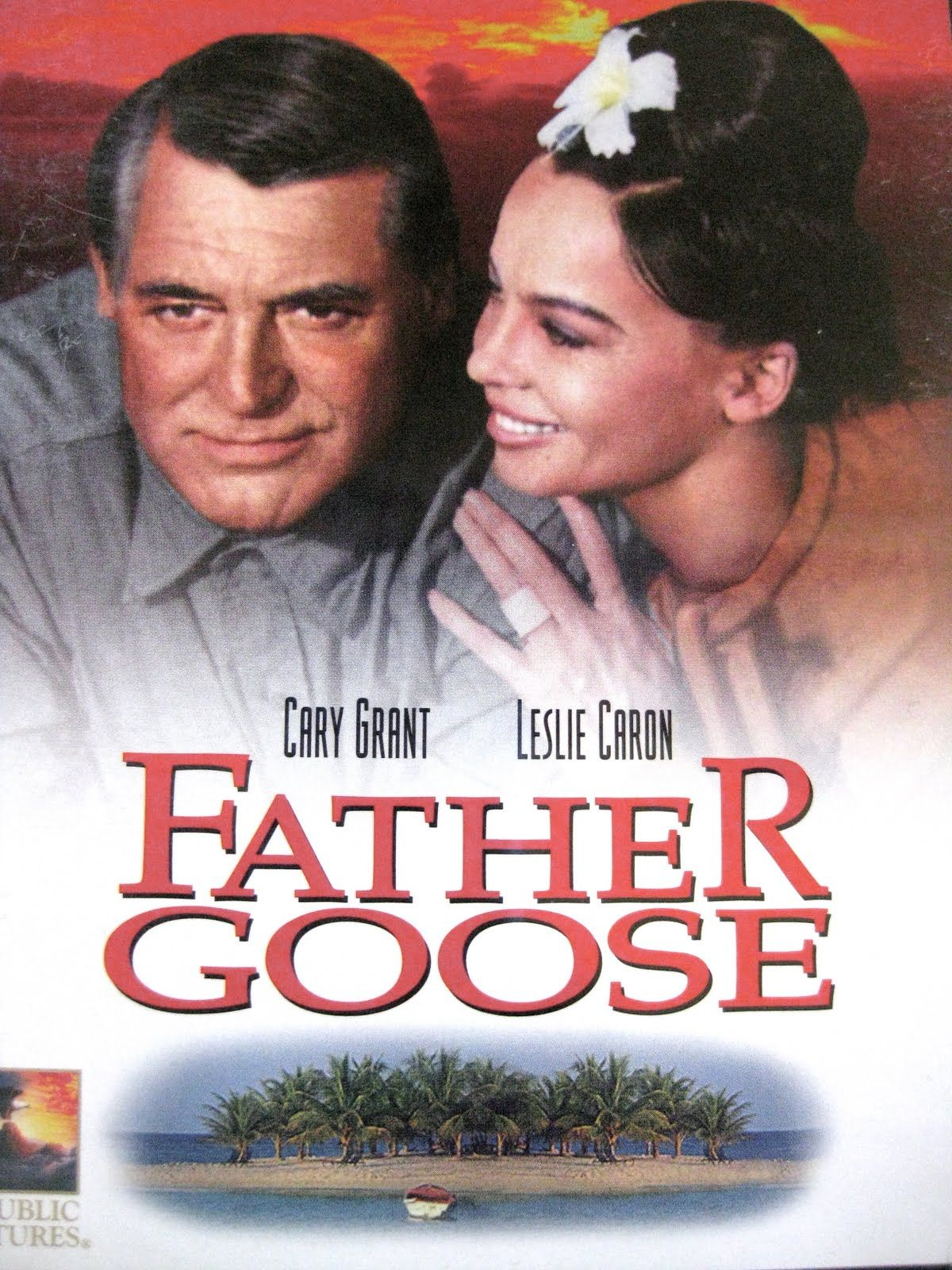 Image result for father goose movie poster