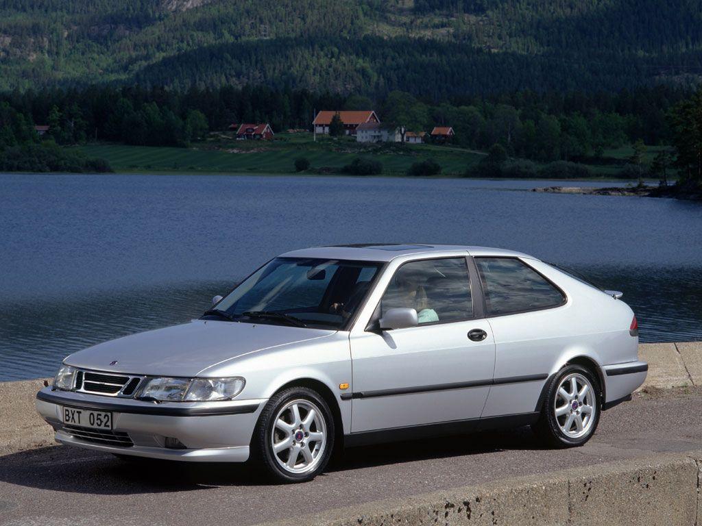 Saab 900 Se Talladega Coupe