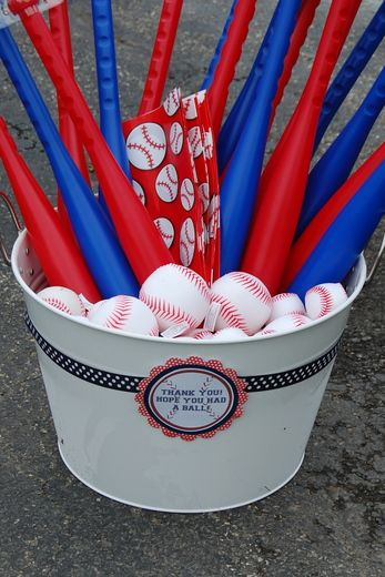 "Birthday ""Baseball Party"""