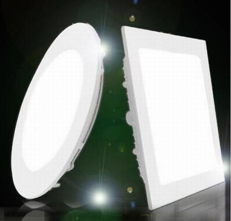 Like And Share If You Want This Super Bright Ultra Thin 3W 6W 9W 12W 15W 18W 20W 25W LED Panel Light Round Square Ceiling Dimmable Bulbs Tag