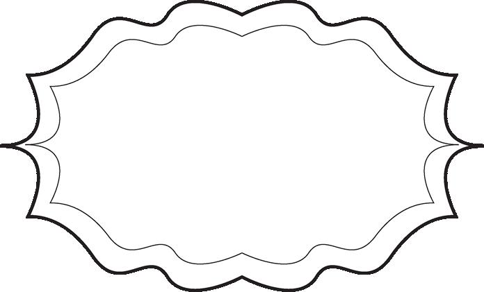 White Frame Png Frame Clip Art Http Www Mycutegraphics Com Frames Fancy Black White Moldura Preto E Branco Molduras Molduras Redondas