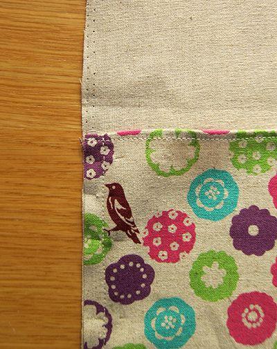 Knitting Needle Case - Tutorial - Guthrie & Ghani