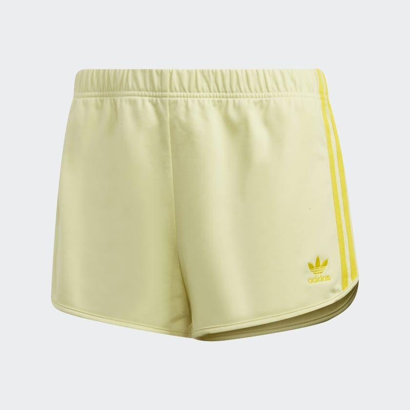 adidas e stripe shorts