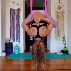 chakra aerial yoga sequence  aerial yoga aerial yoga