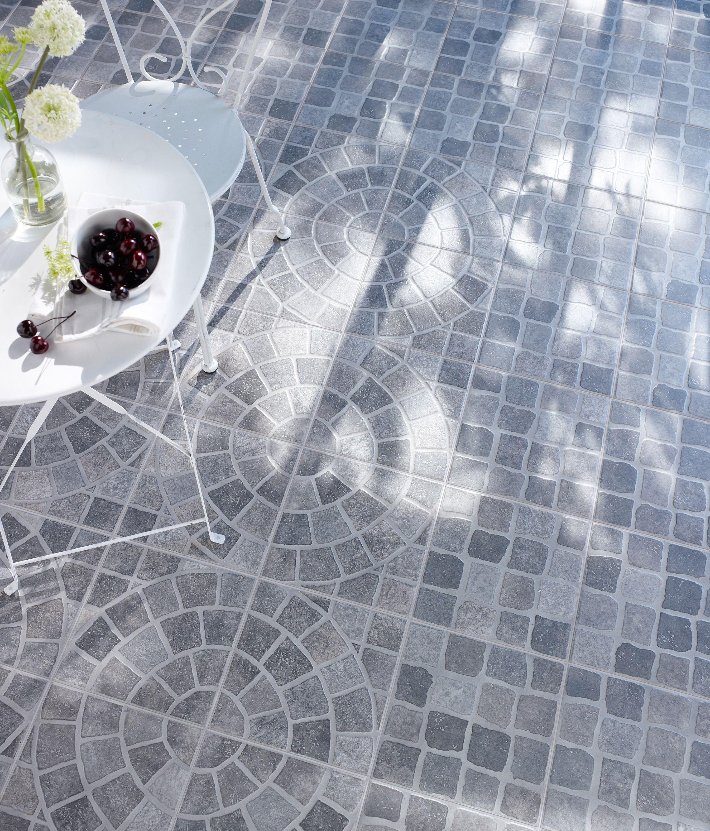 carrelage terrasse gris 31 x 31 cm colours riga vendu au. Black Bedroom Furniture Sets. Home Design Ideas