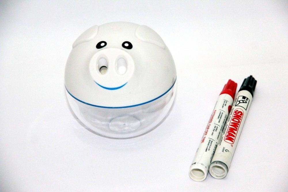 Pelembab Ruangan – Pig Humidifier White Rp 135.000