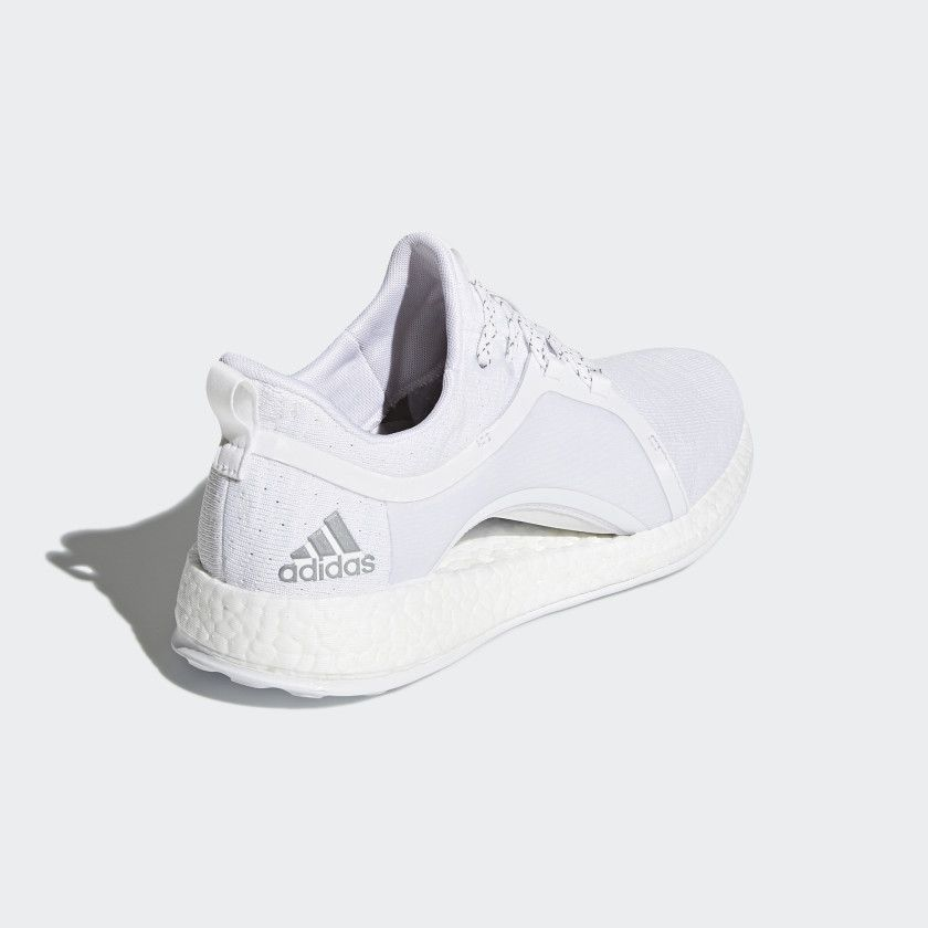 Pureboost X Shoes Ftwr White/Silver