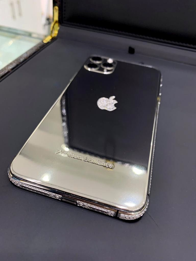 Leronza Luxury Gifts 24k Gold Plating Services Gold Phone Latest Iphone Iphone 8 Design