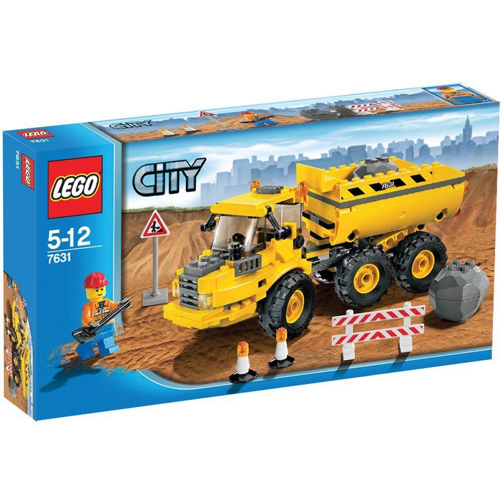 LEGO - City - Dump Truck - 7631