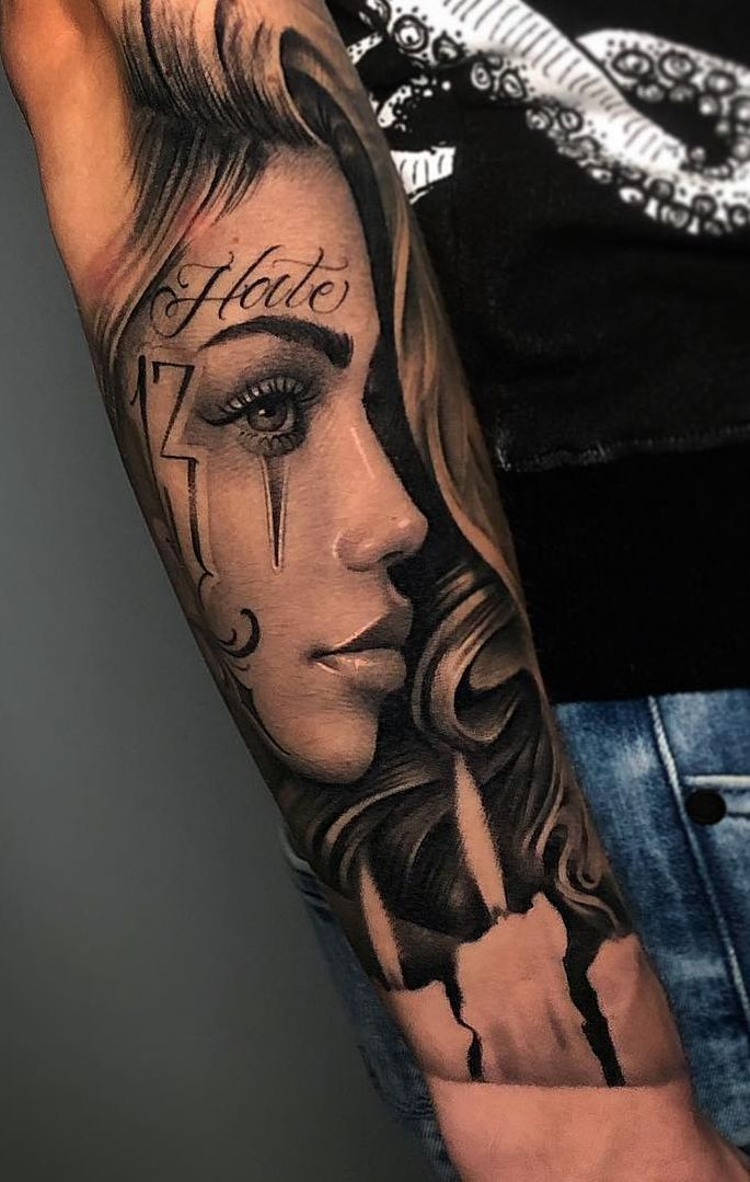 Celebrate life and death with this fantastic day of dead tattoos -... -  Celebrate life and death with these awesome day of dead tattoos – cool tattoo ideas for the day o - #Celebrate #Day #Dead #Death #Fantastic #Life #TattooArtistsaesthetic #TattooArtistsatwork #TattooArtistsboy #TattooArtistsfemale #TattooArtistshowtobecomea #TattooArtistsmale #TattooArtistsportfolio #tattoos